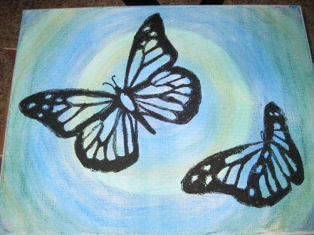 Shadow Butterflies