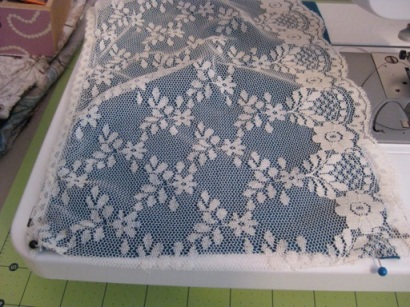 Pinned Lace