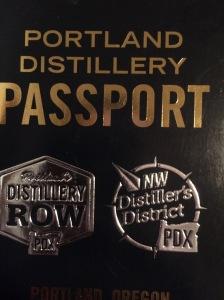 Distillery Passport